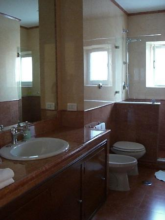 Suite Oriani : Bagno