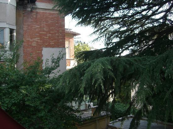 Suite Oriani : Dal balcone
