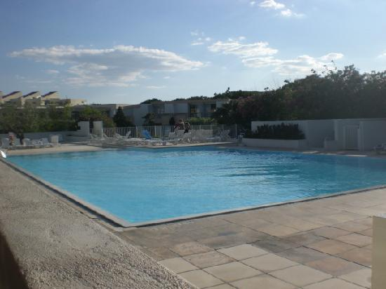 Residence Resitel de Camargue : la piscine