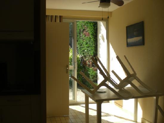 Residence Resitel de Camargue : la piece principale