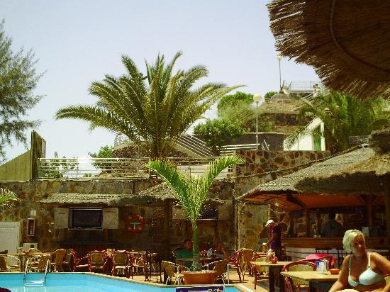 HL Sahara Playa: Tranquilidad y refrescante