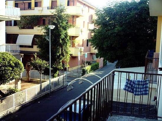 Hostel Jammin' Rimini : From Balcony