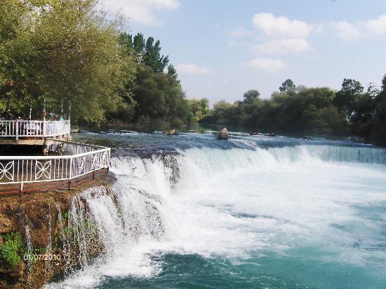 Eftalia Holiday Village: manavagat waterfalls