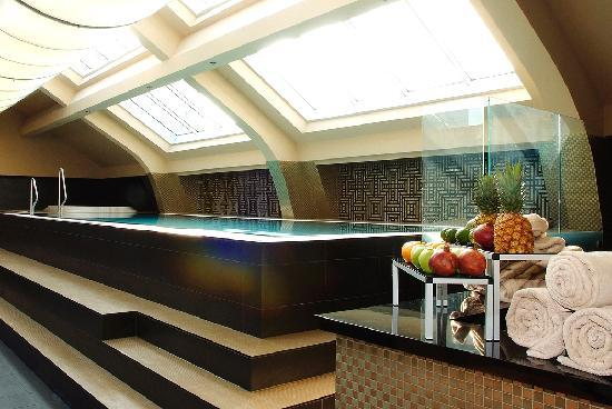 Continental Hotel Zara Budapest: Boutique Spa wellness section
