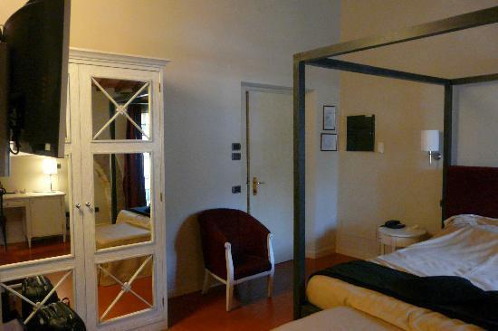 Country Hotel Borgo Sant'Ippolito: Chambre