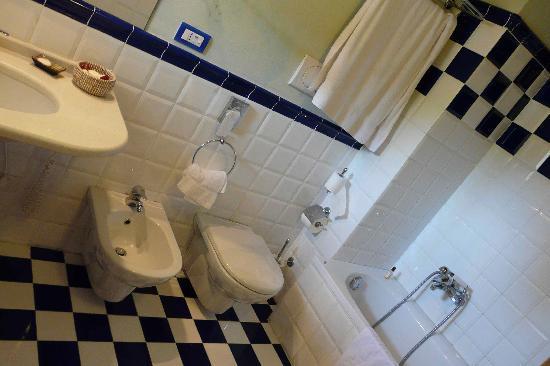 Country Hotel Borgo Sant'Ippolito: Salle-de-bains