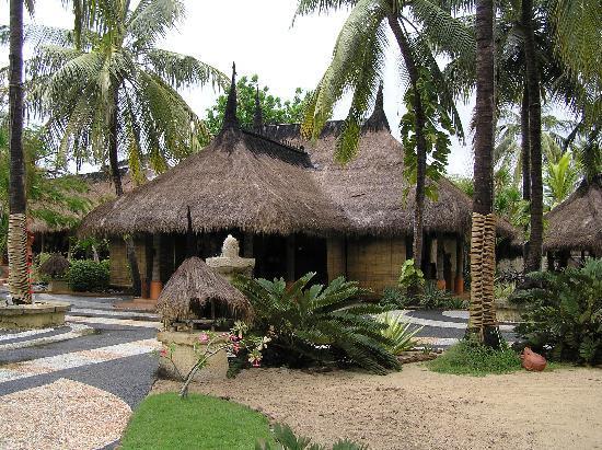 Novotel Lombok: the villas