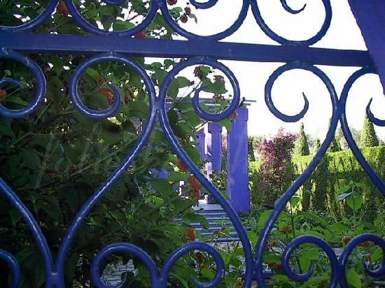 Mondo Verde: Maroccan garden
