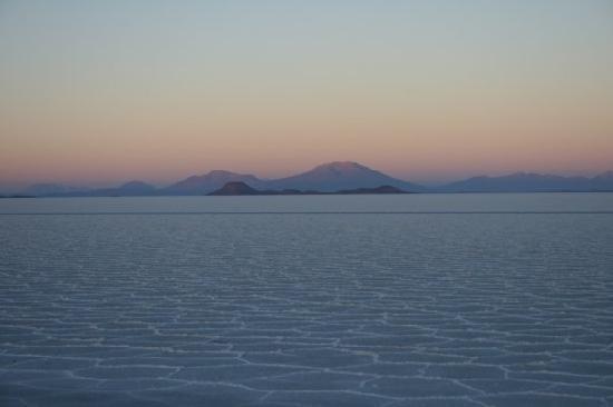 Bolivia: Uyuni Saltflats