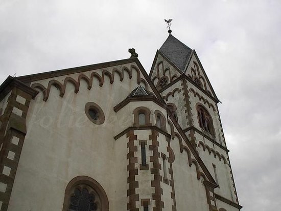 St. Peter & Paul Church: exterior