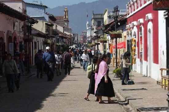 San Cristobal de las Casas, México: im Zentrum von Cristobal