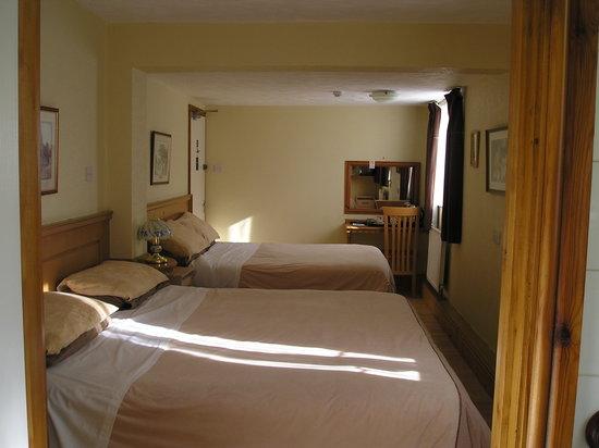 Bramley House Bed & Breakfast: Family Room