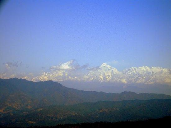 West View Ranikhet: The view from the top