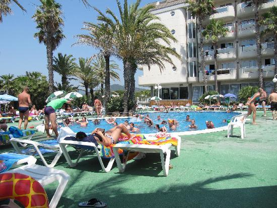 Hotel Caprici : aquagym