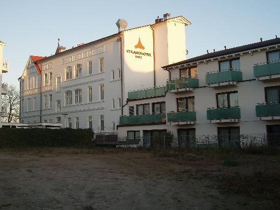 Ostseebad Binz, Deutschland: Hotel mit Anbau