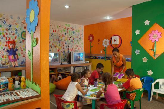 Tesoro Ixtapa: Kid's club