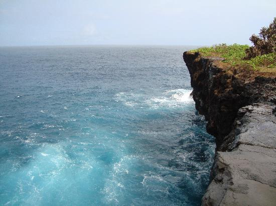 South coast of American Samoa near Vaitogi