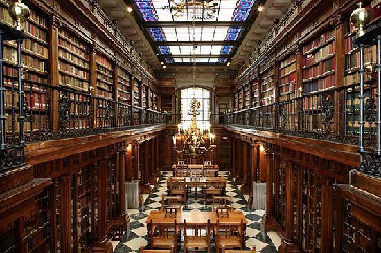 Resultado de imagen de biblioteca