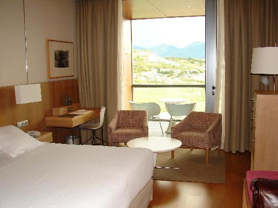 Sercotel Las Margas: The room