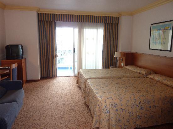 Hotel RH Victoria: Zimmer