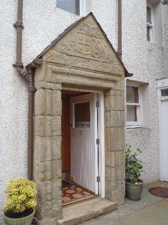 Miller's House front door