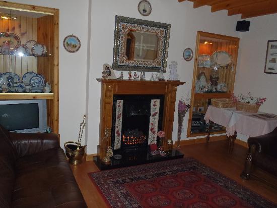 Miller's House: living room