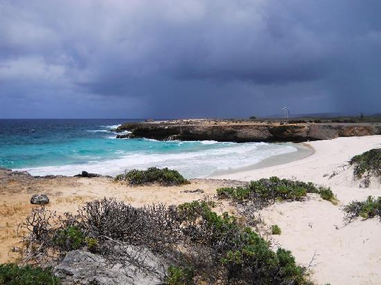 Parc national Washington-Slagbaai, Bonaire : Playa Chiktu - a beautiful beach