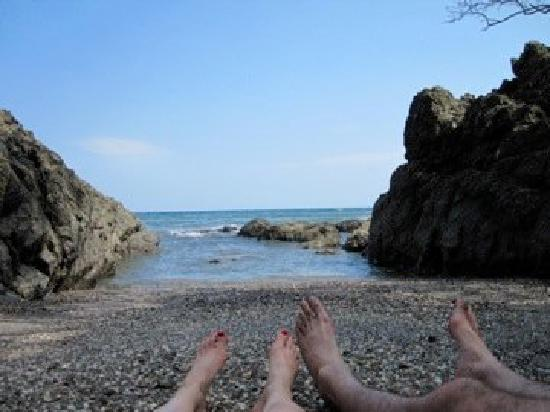 Agua Vista : our spot in between Montezuma Beach and Playa Grande