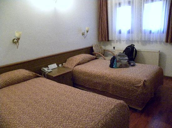 Dinler Hotels - Nevsehir: la habitación