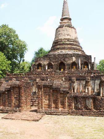 Sukhothai, Thailand: Sri Satchanalai Historial park