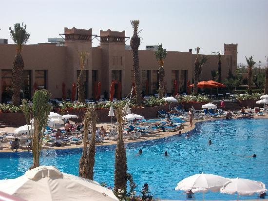 Club Dar Atlas: tres belle piscine