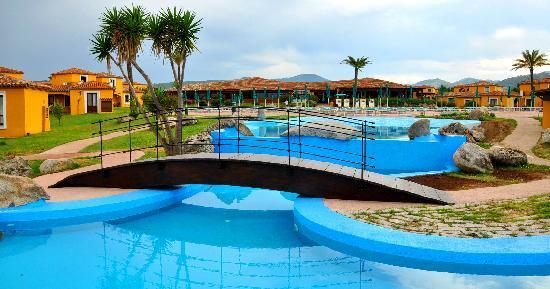 Villaggio Baia dei Pini: piscina bimbi