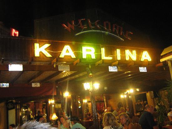 Panklitos Apartments : Karlinas Restaurant