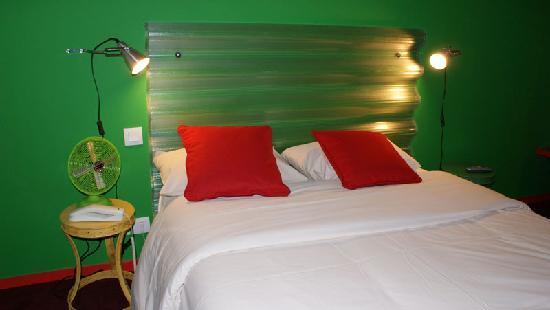 Une chambre simple à thème \