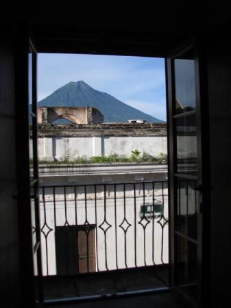 Palacio de Dona Leonor: View from Dona Lucia bedchamber balcony
