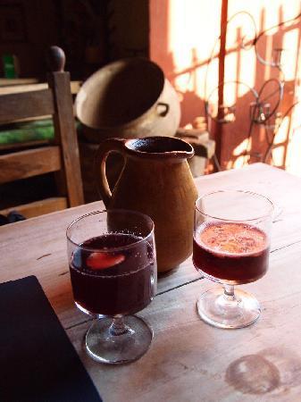 Cafe de Conchis: Sangria