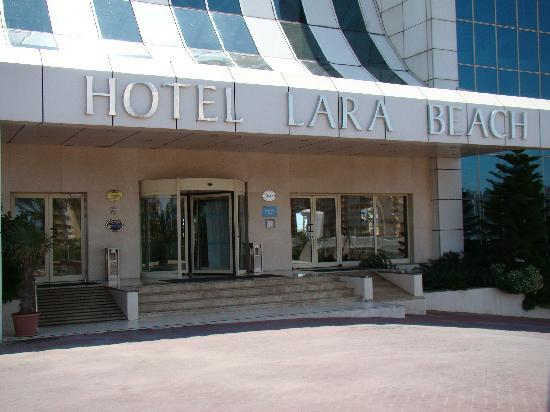 Liberty Hotels Lara: Lara beach hotel