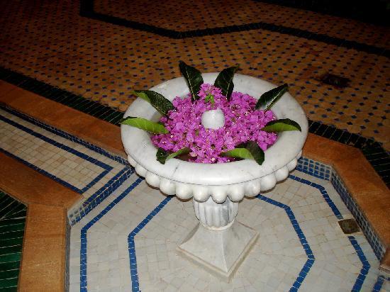 Sangho Club Privilege Marrakech: Décoration soignée