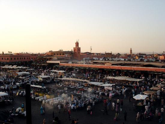 Sangho Club Privilege Marrakech: Place Jamal Al Fna
