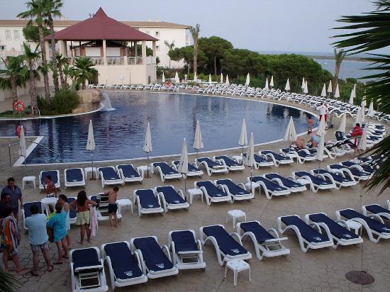 Garden Playanatural Hotel & Spa: desde la habitación1