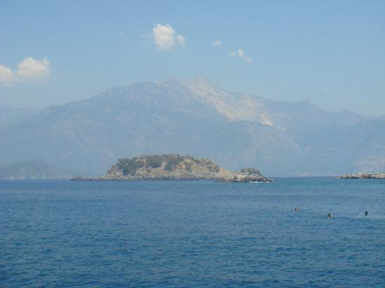 Monta Verde Hotel & Villas: Beautiful view from the beach
