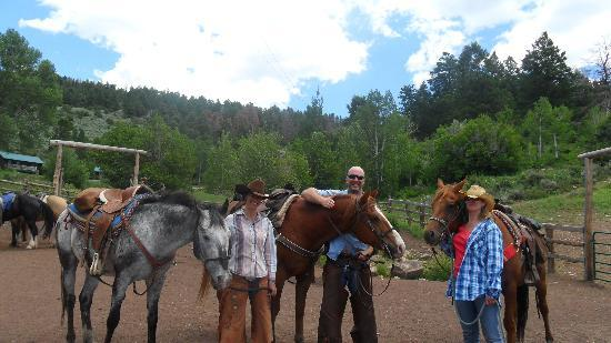 Black Mountain Ranch: Good old Quigely