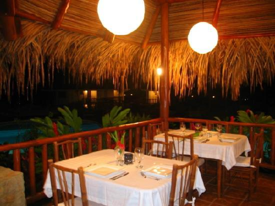 Lodge Las Ranas: Restaurant