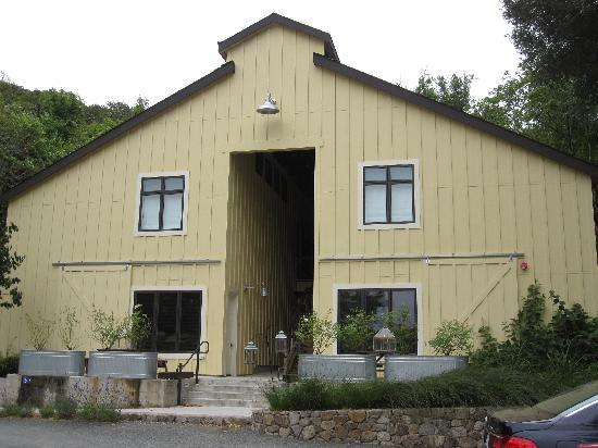 Forestville, Kalifornien: Barn