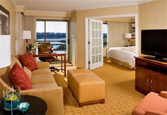 Newport Beach Marriott Bayview: Bayview Room