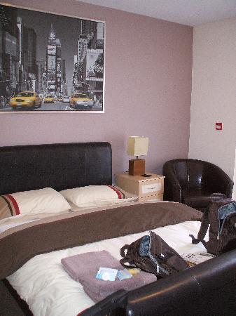 Hotel24seven Bristol: habitacion 302
