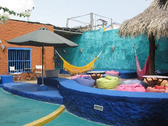 Posada Galapagos: El bar