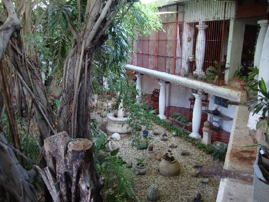 Hotel Trinidad Galeria: patio