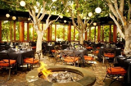 spencers restaurant outdoor patio - Restaurant Patio