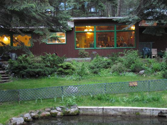 Wallowa Lake Resort: Trout view cabin